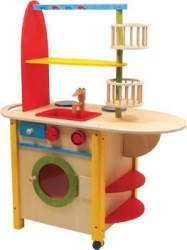 Cocina infantil - All in One Deluxe