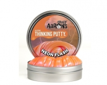 Plastilina Inteligente Crazy Aarons - Specials 5 cms. Neon Flash Electric