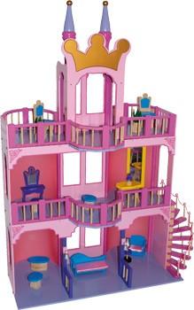 Castillo de muñecas