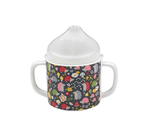 Taza Sippy Cup - Erizo