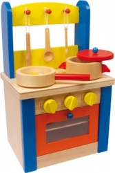Cocina infantil de juguete