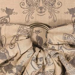 Bandolera Fidella - Feline Almond - con lana