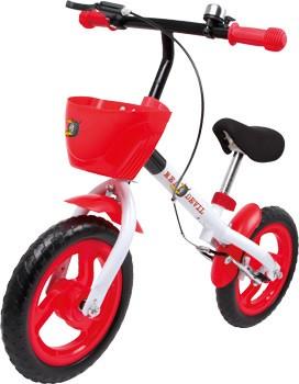 Bicicleta aprendizaje - red devil