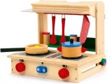 Cocina infantil en maleta - profesional