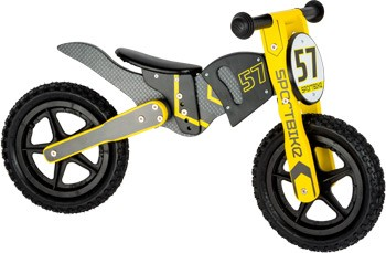 Bicicleta aprendizaje - Motocross