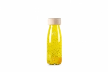 Botella Sensorial - Float Bottle - YELLOW