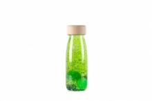 Botella Sensorial - Float Bottle - Verde