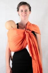 Bandolera Ling Ling dAmour - naranja