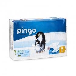 Pañal Ecológico Pingo - Talla 2 - Mini (3-6 Kg)