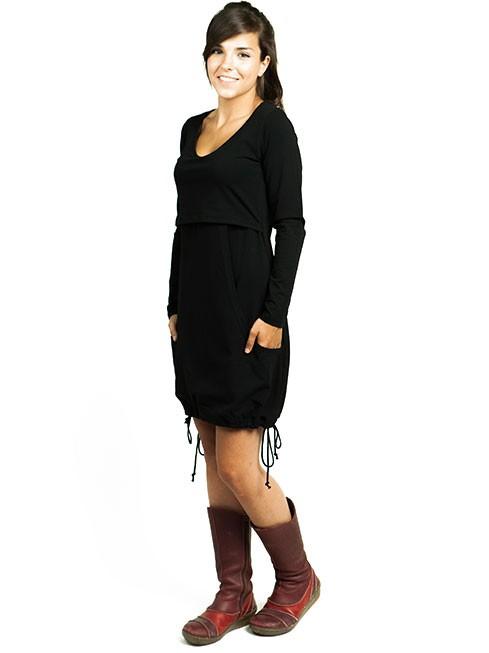 Vestido Lily - negro