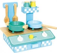 Cocina infantil - olive