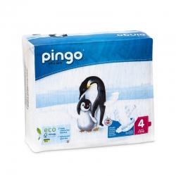 Pañal Ecológico Pingo - Talla 4 - Maxi (7-18 Kg)