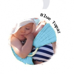 Bandolera de Agua MAM - azul topacio