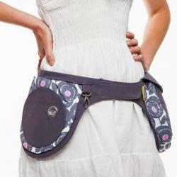 Mama Pocket Belt Liliputi - Peony