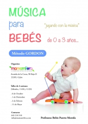 Música para bebés - Método Gordon