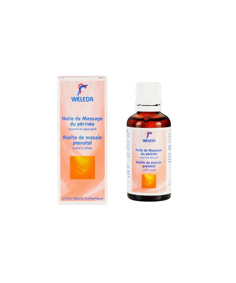 Aceite de masaje perineal - WELEDA - 50ml
