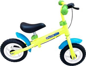 Bicicleta aprendizaje - verde manzana