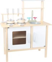 Cocina infantil - Casita de Campo - blanca