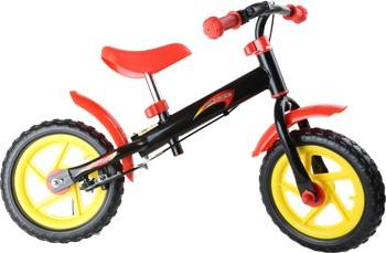 Bicicleta aprendizaje - Rayo