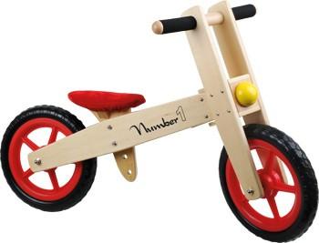 Bicicleta aprendizaje - Number 1