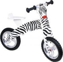 Bicicleta aprendizaje - Cebra