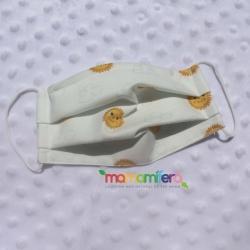 Mascarilla infantil - tejido homologado - Soles