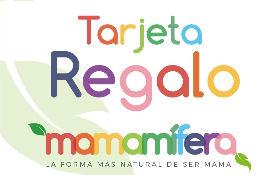 Tarjeta Regalo Mamamífera