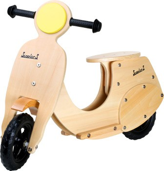 Bicicleta aprendizaje- Scooter
