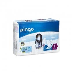 Pañal Ecológico Pingo - Talla 1 - Recién Nacido (3-6 Kg)