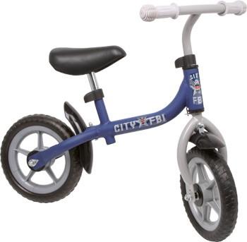 Bicicleta aprendizaje - añil