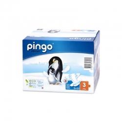 Pack Pañal Ecológico Pingo - Talla 3 - Midi (4-9 Kg)